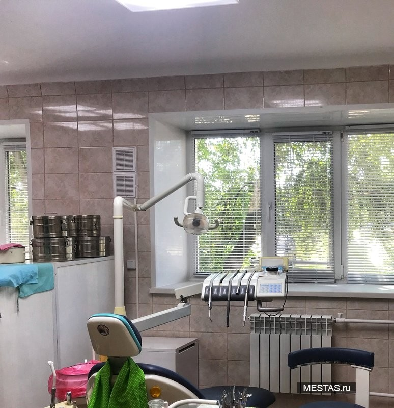 Стоматологическая клиника Ортстом - основная фотография