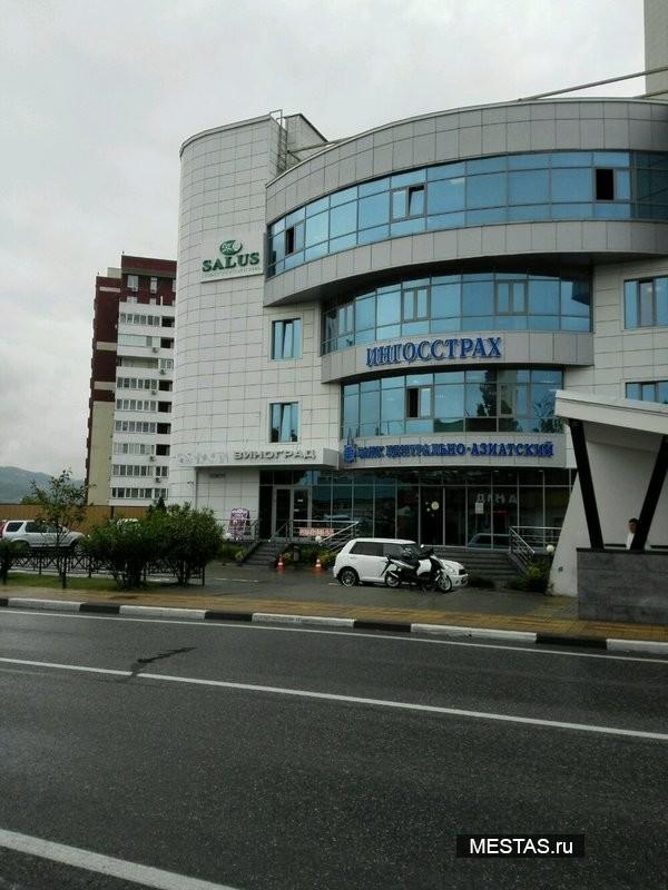 Стоматологическая клиника Salus - фотография №2