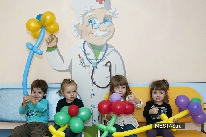 Клиника Педиатрии и Детской Стоматологии доктора Трухманова - фотография №3