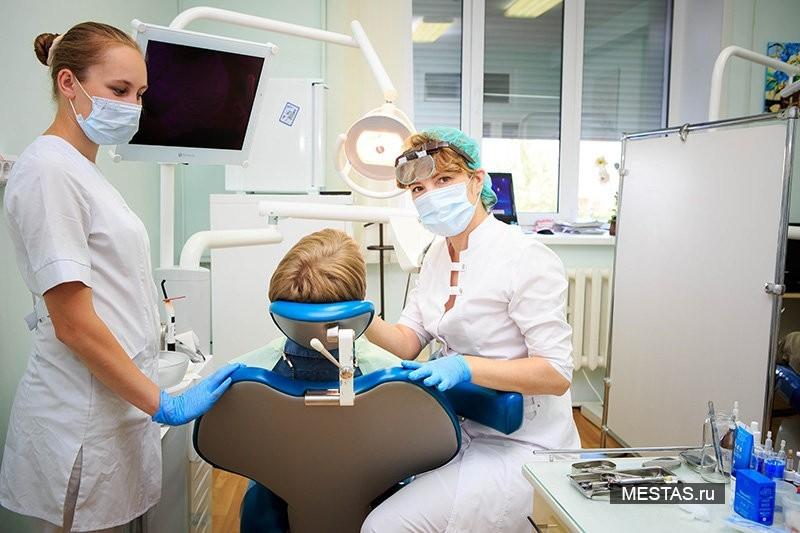 Стоматологическая клиника 32 плюс - фотография №3
