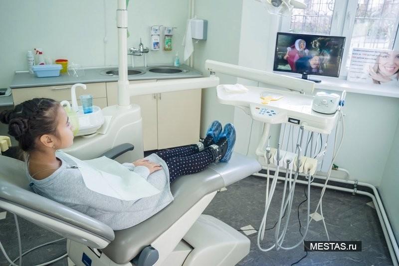 Семейная стоматология Мединвест - фотография №2