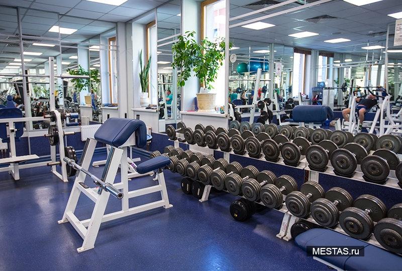 Фитнес-клуб Les Trois Santes - фотография №3