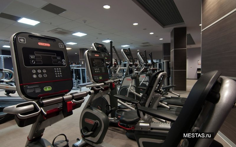 Фитнес-клуб Оранж Фитнес - фотография №2